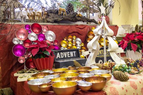 Schöne weihnachtliche Deko - Zauberhafte Ideen Forchheim
